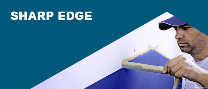 Sharp Edge Masking tape | Precision edge masking tape