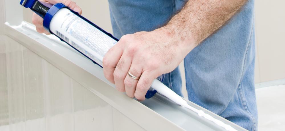 How to remove silicone sealant