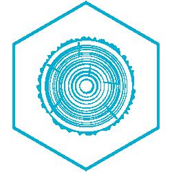 Wood dust icon