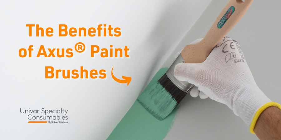 The Top Benefits of Axus Paint Brushes