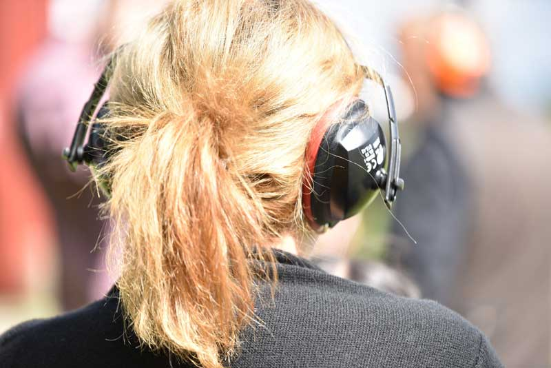 What ear defenders to use
