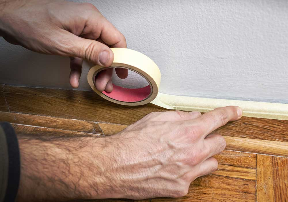 Which masking tape to use?