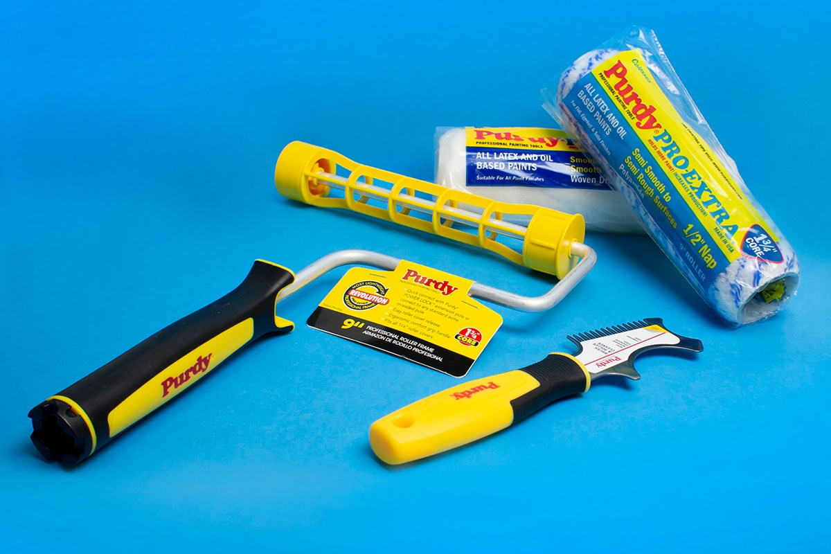 Univar Specialty Consumables to Distribute Purdy Professional Paint Tools