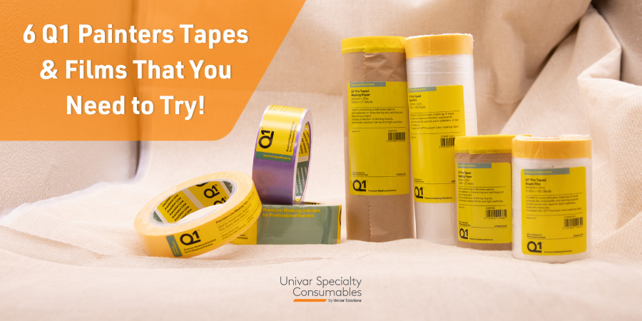 6 Great Q1 Painters Tapes & Films That You Need To Try